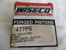 Yamaha Wiseco New piston rings 477P6  #8273