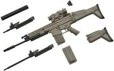 1/12 Scale Weapons Little Armory LA003 SCAR H model kit US seller 6 inch