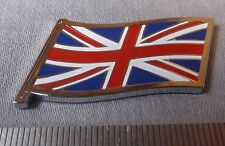 NUOVO Originale MG ZR ZS ZT ROVER MINI Bandiera Union Jack Badge Emblema dag000080mmm