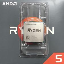 AMD Ryzen 5 2600 R5 2600 3.4GHz Six-Core Twelve-Thread CPU Processor Socket AM4