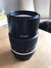 Nikon 135mm F/2.8 AI Lens