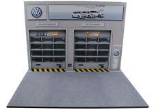 Diorama Garage Volkswagen - 1/18ème - #18-2-F-F-007