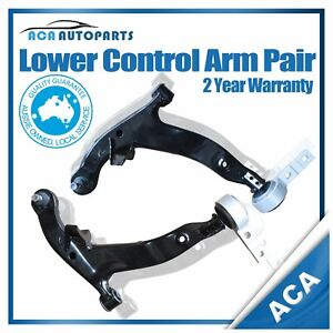 Pair Front Lower Control Arm With Ball Joint For NISSAN Maxima J31 12/03-1/2009