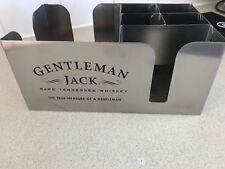 JACK DANIEL'S GENTLEMAN JACK STAINLESS STEEL  CADDY 2017 EDITION