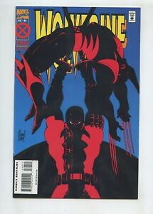 Wolverine #88 (1994) vs Deadpool High Grade NM- 9.2
