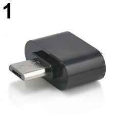 Micro USB Macho a Hembra Adaptador Convertidor Otg De Usb 2.0 para Teléfono Tablet Android