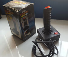 2600 STANDARD JOYSTICK -VINTAGE AMSTRAD INTERFACE IN BOX / SPECTRUM AMIGA