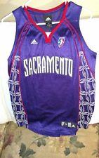 Sacramento Monarchs Jersey - Womens Small - Throwback - Adidas