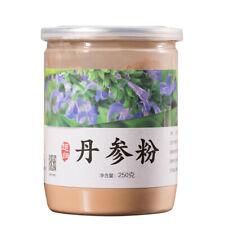 100% Natural Wild Danshen Dan Shen Root Powder Salvia Miltiorrhiza Red Sage Herb
