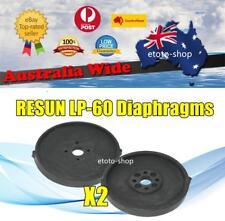 Resun LP-60 Septic Air Pump Blower Replacement Diaphragm Twin Pack Original