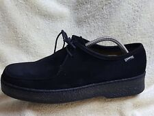 Camper mens Suede shoes Black UK 8 EU 42