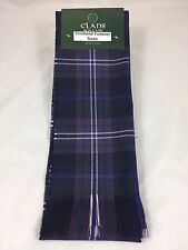 799f41be3 Scotland Forever 100% Pure Wool Ladies Tartan Sash Made in Scotland Brand  New