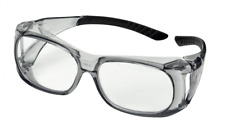 Over Spec Ballistic Eye Glass Shooting Clear Safety Lenses Eyewear