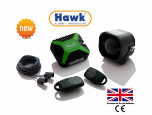 CAR ALARMS CENTRAL LOCK + IMMOBILISER + 2 Zone ULTRASONIC SENSOR+ UK ENGINEERED