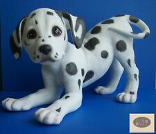 "Large Size 9"" Lenox Dalmation, Breed Puppy Collection in Box, Limited Edition"
