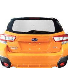 Fit For Subaru XV / XV Crosstrek  2013-2018 Rear Windshield Privacy Sunshade