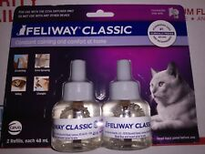 Feliway Classic x 2 Refill for diffuser kit Exp. 6/21