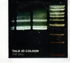 (HE929) Talk In Colour, The Cell - 2014 DJ CD
