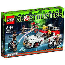 LEGO 75828 Ghostbusters Ecto-1 & 2 - Brand New Sealed