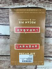 Larabar Gluten Free Bar Pecan Pie 1.6 oz Bars (16 Count) 1.6 Ounce Vegan Bars