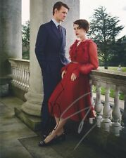 Claire Foy/Matt Smith Signed The Crown 10x8 Photo AFTAL