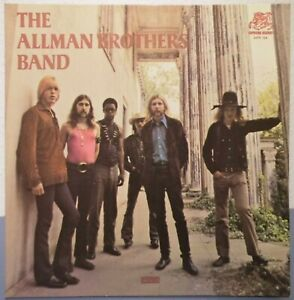 LP The Allman Brothers Band