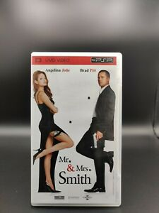 Mr. & Mrs. Smith - UMD Video - Sony PSP Playstation Portable Film