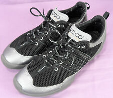 ECCO BIOM TRAIN NATURAL MOTION Womens Black Gray Shoes, Size US 11/11.5, EURO 42