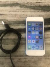 Apple iPod Touch 6th Generation 16gb Blue. Very Nice. New Battery