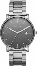 Men's Skagen Hagen Automatic Movement Titanium Watch SKW6303