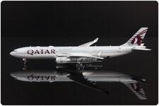 1:400 Phoenix QATAR AIRBUS A330-300 Passenger Airplane Plane Diecast Model