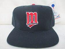 Minnesota Twins Sport Specialties 7 1/4 Fitted Genuine Merchandise Cap Hat Rare