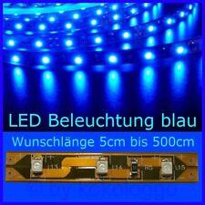 S336 LED iluminación a medida de 5cm hasta 500cm azul SMD LED iluminación modelo