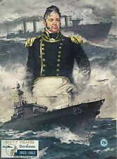 NOS New US Navy Vs William & Mary Football Game Program 9/29/62 Roger Staubach