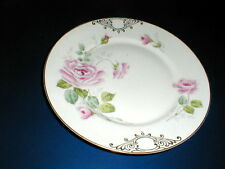 Z S & Co Zeh Scherzer Bavaria Pink Peony Dinner Plate (loc-7EB)