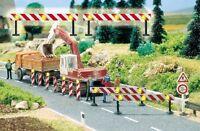 Busch 5905 H0 Baustellen-Absperrungen  NEU OVP!