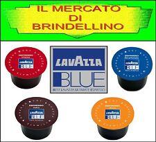 100 CIALDE CAPSULE CAFFE LAVAZZA BLUE BLU RICCO INTENSO DOLCE ARABICA LB1000 800
