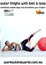 Fit Ball and Band DVD - Barlates Body Blitz OUTER THIGHS with Ball and Loop