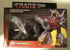 Slag MISB Transformers Generation One Dinobots Reissue USA Seller
