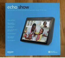 "Amazon Echo Show (2nd Gen) Premium sound + 10.1"" HD - with Alexa - Charcoal"