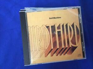 SOFT MACHINE-THIRD-CD- 2097