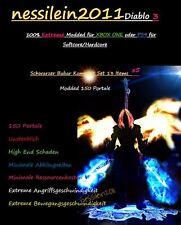 NEW!!! DIABLO 3 ROS ps4/XBOX ONE-BARBAR portali 150 100% immortale-EXTREME