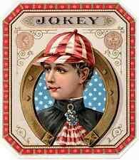 Jokey Horse A4 Photo Print 001