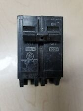 THQAL21100 100 amp 2 pole GE Type THQAL Main Breaker