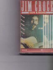 Jim Croce-I Got A Name music Cassette