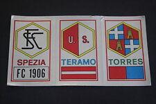 [F312]CALCIATORI 1974-75 - NEW - PANINI - FIGURINA STICKER N° 613 A-B-C