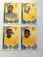 South Africa 2010 Season Football Trading Cards