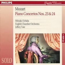 PHILIPS DIGITAL CLASSICS, MOZART PIANO CONCERTOS NOS. 23 & 24 CD