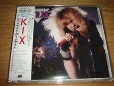 Kix  -  Midnite Dynamite  -  Japan !!!!!!!!
