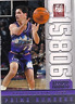 2012-13 Elite Prime Numbers Utah Jazz Basketball Card #3 John Stockton